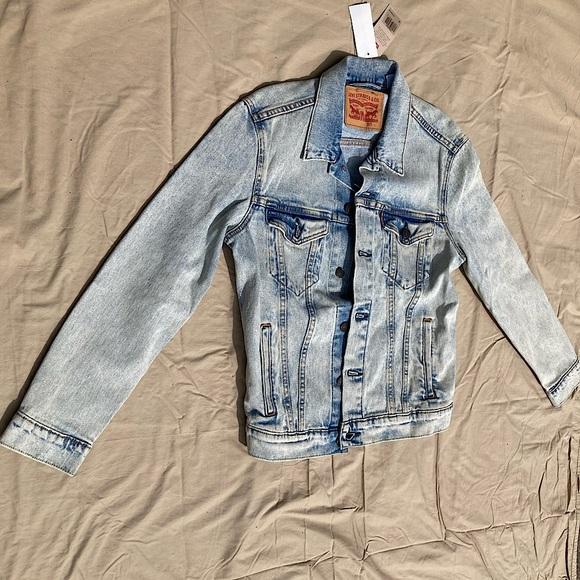 'Trucker' Denim Jacket LEVI'S®